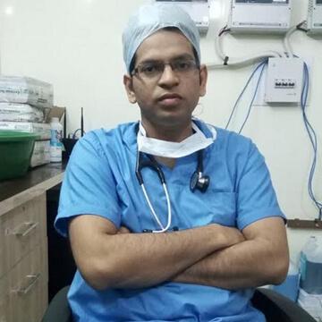 Dr. Amitesh nagarwal
